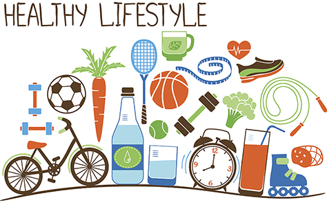 Image result for healthy lifestyle